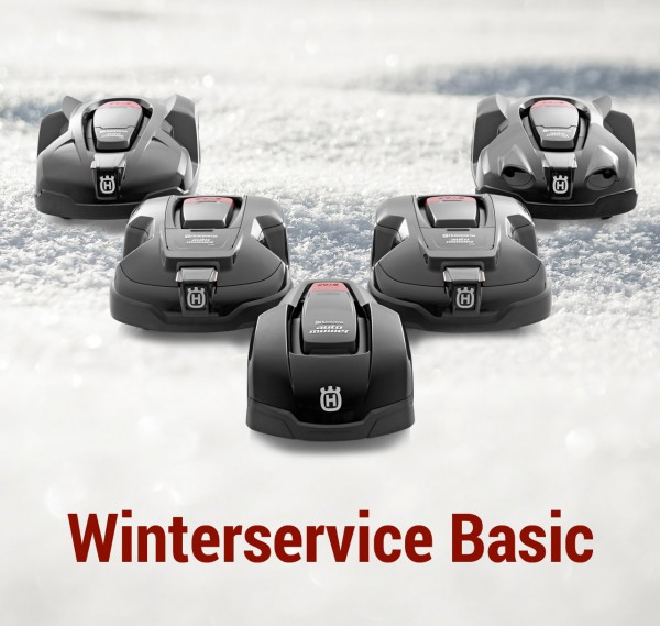 Winterservice Basic für Automower