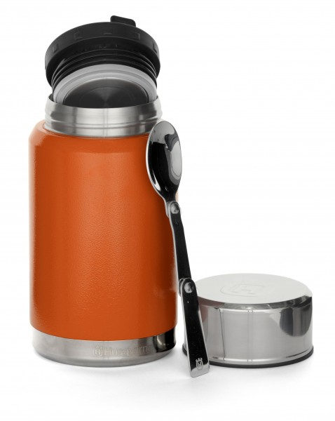 THERMO-SPEISEBEHÄLTER 0,6 LITER orange