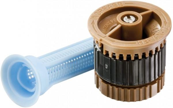 HE-VAN-12 Hocheffiziente, einstellbare Düse Größe 12 – Braun