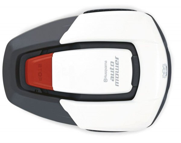 Wechselcover für Automower 105 in Weiss