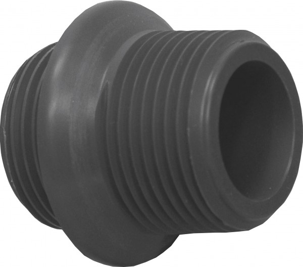 "PVC-Adapter 1"" AG x 1"" AG"