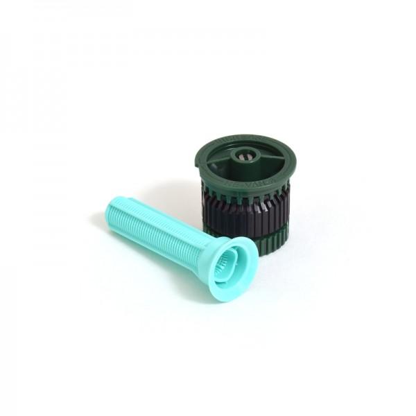 HE-VAN-08 Hocheffiziente, einstellbare Düse Größe 8 – Grün