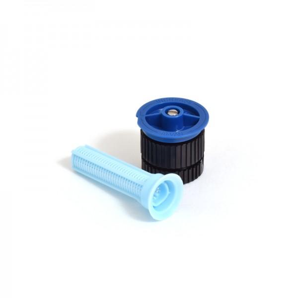 Einstellbare Düse Größe 10 – Blau