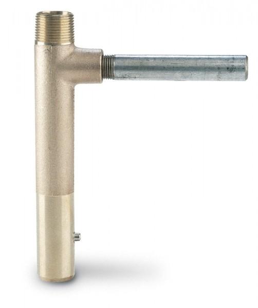 """Schlüssel für 5LRC-BSP, 1"""" BSP Außengewinde oben"""