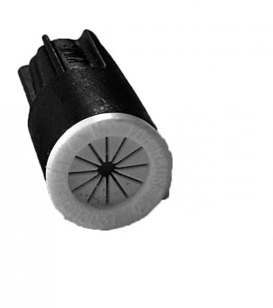 Kabelverbinder für max. 2 Kabel von 2,5 mm² oder 3 Kabel von 1,5 mm² (max. 30 V)