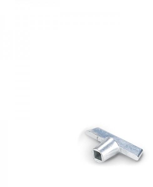 Schlüssel zur Ver-/Entriegelung des 5LRC-Deckels und des Deckels der Ventilkästen VB1419U