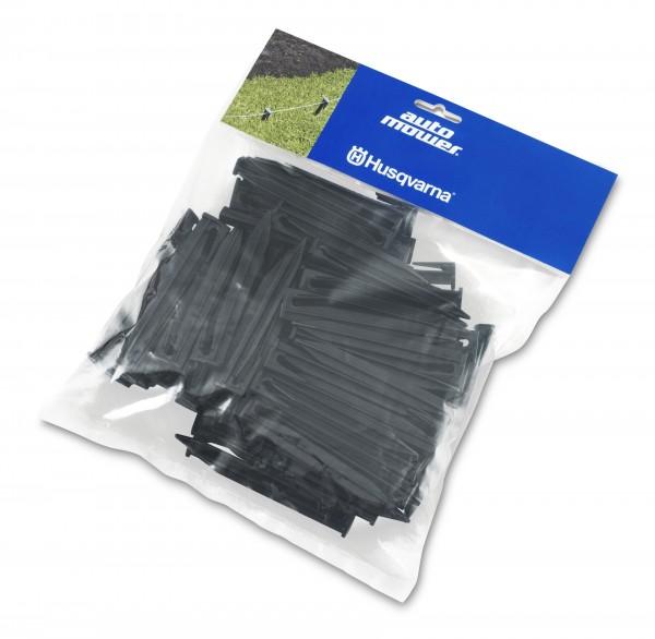 Klammer Kunststoff (1Pack = 100 Stück)