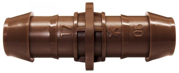 Verbinder / Anschlussstück 17 mm (VE 25)