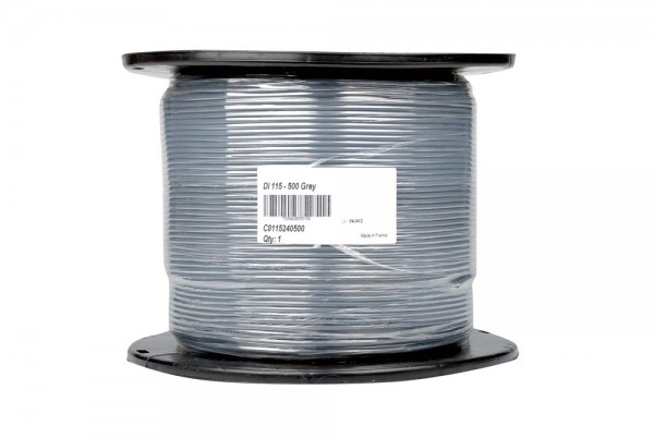 1 x 1,5 mm² Kabel – einfache PE-Isolierung – 500 m Rolle