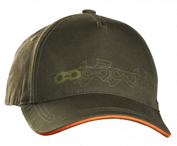 KAPPE X-CUT grün/orange