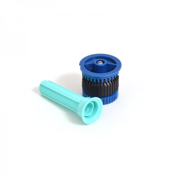 HE-VAN-10 Hocheffiziente, einstellbare Düse Größe 10 – Blau
